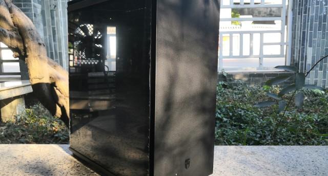 亲自动手发现真爱,九州风神310机箱+DA-600M电源