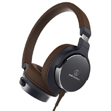 铁三角(Audio Technica)  Audio Technica 铁三角 蓝牙耳机 ( ath-sr5btbk )