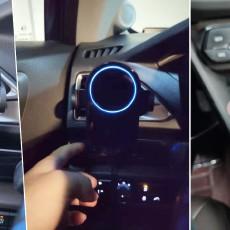 小米无线车充测评万博体育max下载20W小米高速无线闪充带来的快感
