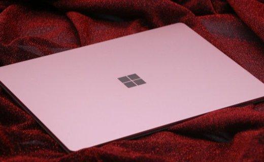 女装大佬!Surface Laptop 2 上手简评:最大槽点居然是……
