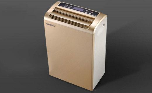 百奥YDA-828E除湿机:加大冷凝器高效除湿,三效合一更实用