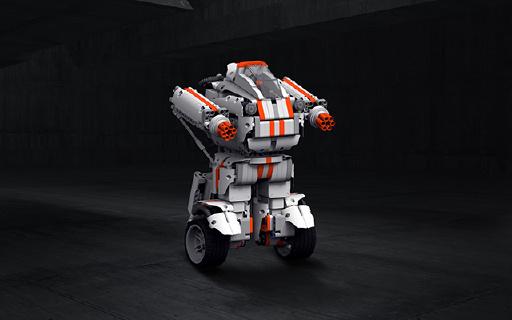 小米推出玩具機器人,支持編程玩法超多