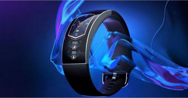 华米曲面屏手表Amazfit X上架众筹平台,售价1055元,预计8月上市