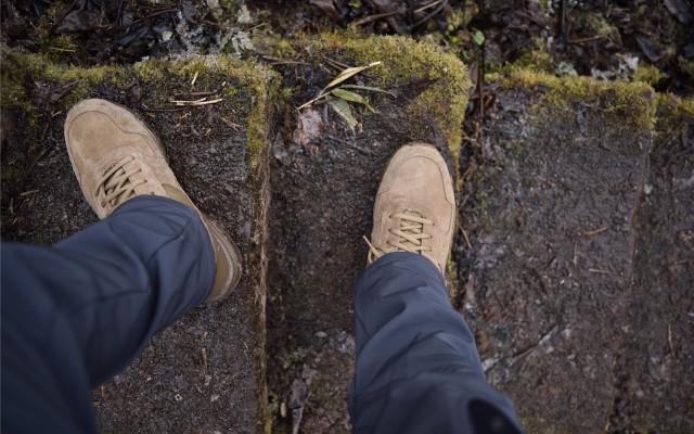 BATES超輕多地型運動作戰靴E05143試穿體驗有感