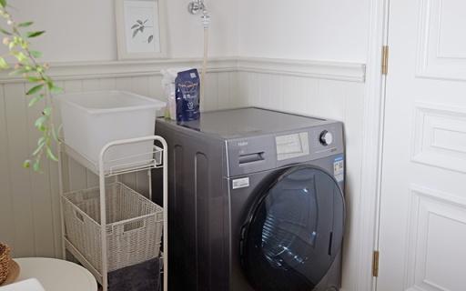 京品評測丨智能投放洗衣液,護衣亮色洗得凈,聰明又貼心的洗衣機太全能!