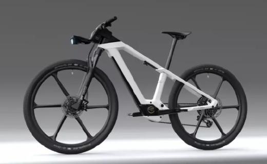 博世推出帶有集成ABS和車載計算機的未來電動自行車