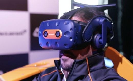 家中也有速度与激情!HTC发布VIVE Pro迈凯伦限量版