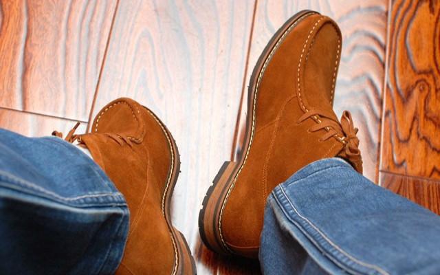 小米有品七面絨面牛皮短靴:這個冬季給自已選一雙對的靴!