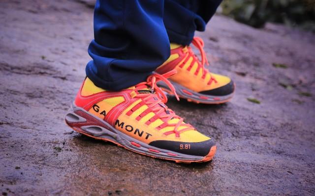 御风而行 | GARMONT越野徒步鞋体验