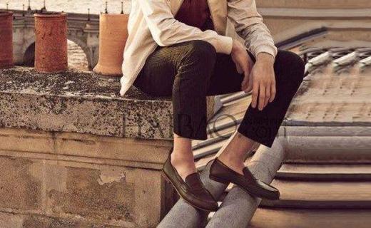 Trussardi乐福鞋:柔软舒适又耐穿,穿脱方便超有型
