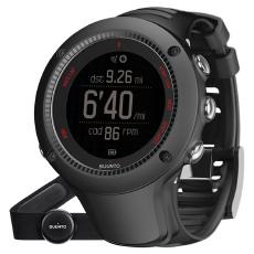 颂拓 (SUUNTO) AMBIT3 RUN Black HR 拓野3R 户外智能手表