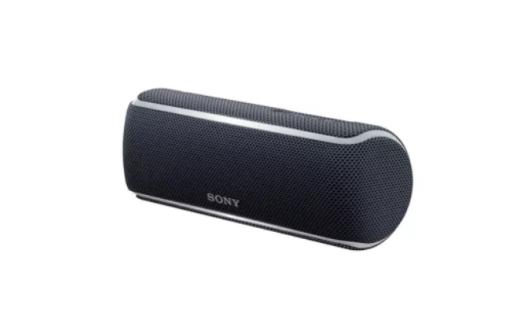 索尼SRS-XB21便攜式藍牙音箱:單線彩燈,IP67級別防水防塵