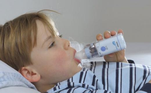 歐姆龍口袋霧化器:小巧易攜帶,干凈衛生避免感染