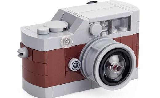 樂高推出徠卡M模型相機:45美元買徠卡信仰
