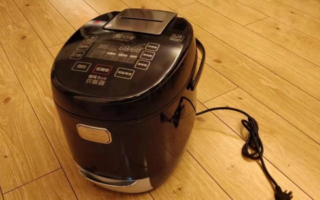 巧釜電飯煲-瀝米飯電飯煲試用報告