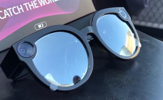 小视频拍摄利器,微视发布智能眼镜 W2