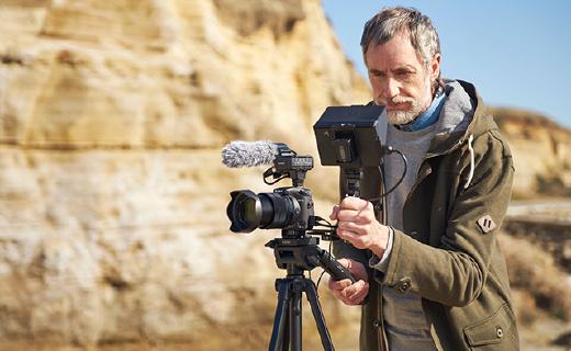 索尼大法新出的黑科技,4K視頻輕松拍
