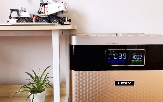 家人健康安全的舒适区,莱克魔净K9空气净化器来打造