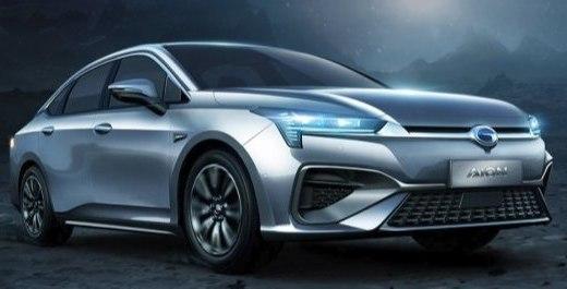 广汽新能源Aion S公布预售价,续航510公里,16万起售!