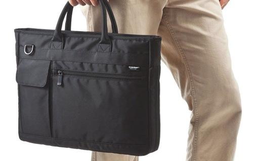 山業電腦包公文包:防震耐磨電腦保護層,可提可挎出行便攜