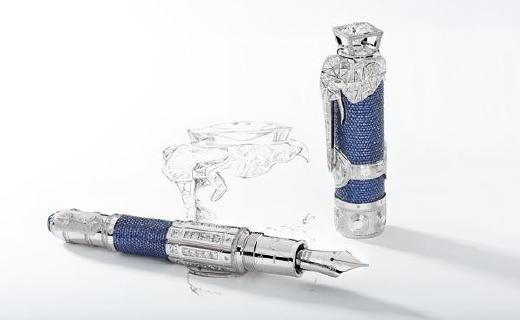 史上最奢钢笔!万宝龙汉尼拔·巴卡限?#38752;睿?>                 <div class=