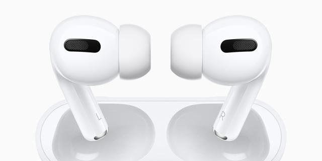 AirPods Pro官網上架!更小體積+主動降噪,賣的比之前更貴了
