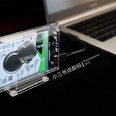 ?#35813;?#31185;技感,ORICO高速2.5英寸移动硬盘盒体验