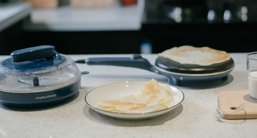 超有質感的薄餅一體機!20秒做出一張薄餅,手殘黨星人的必備好物!