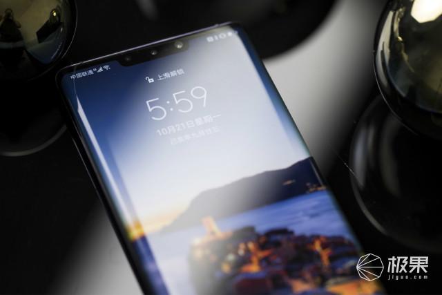 华为Mate30Pro5G动手玩:第二代5G手机都有哪些不一样?