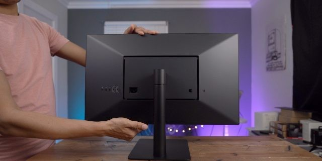 「新東西」蘋果上架新款LG UltraFine 5K顯示屏