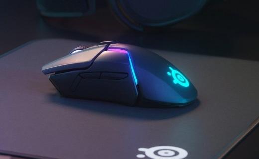 赛睿推出两款高端游戏鼠标,充电15分钟续航10小时