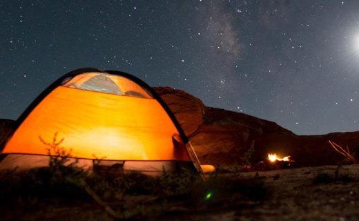 比格尼斯Blacktail黑尾帐篷:纱网透气防蚊内帐,外帐面料抗撕裂