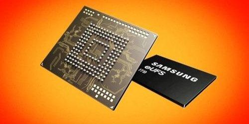 20倍储存容量,每秒1GB高速传输:三星宣布1TB级UFS 2.1闪存量产