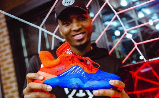 「新東西」4款蜘蛛俠配色!米切爾首款簽名鞋發布,售價699元