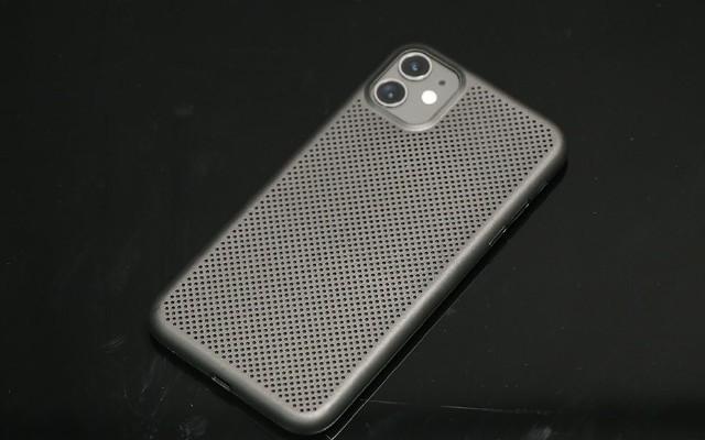用了这款手机壳,再也不怕手机发热,满手流汗了