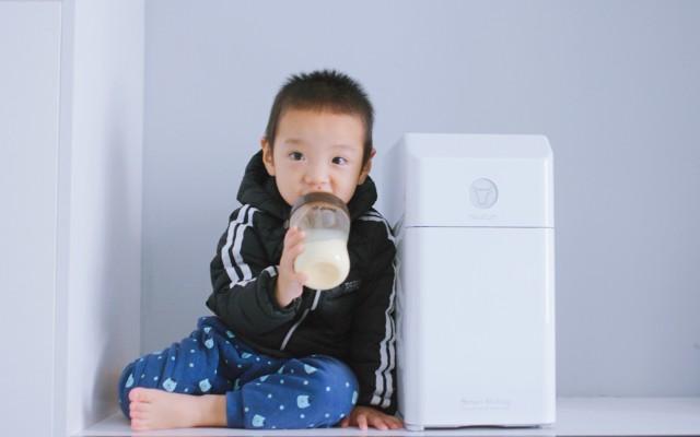 給個老公都不換育兒神器 | 牛村·智慧云沖奶機評測