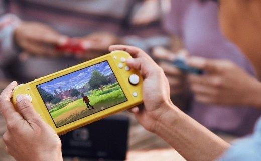 「新東西」來了!任天堂推出Switch Lite,9月上架開賣
