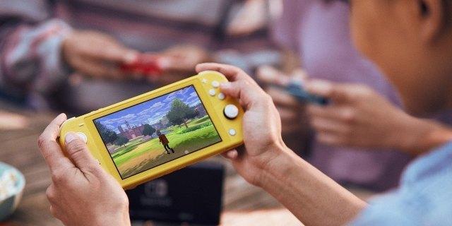 「新东西」来了!任天堂推出Switch Lite,9月上架开卖