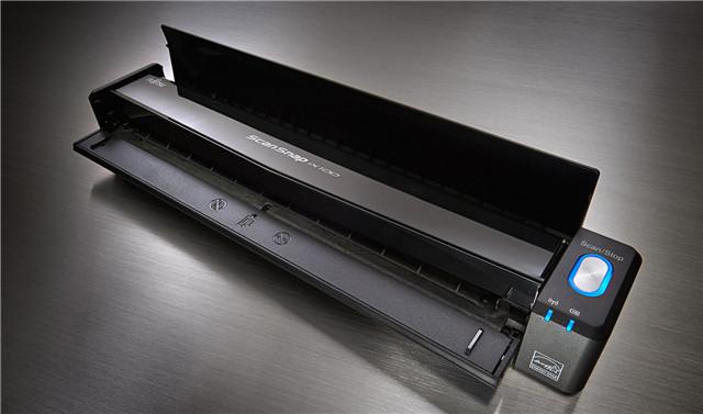 又小又快!這才是便攜掃描儀該有的樣子-ScanSnap iX100