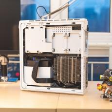 一臺實用向的14L大小ITX電腦主機