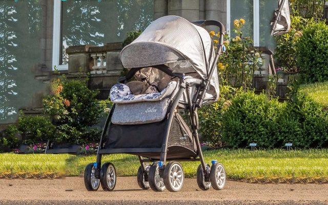 如寶zooper換向嬰兒推車