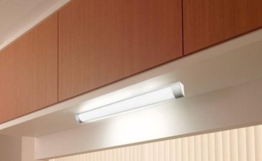 松下櫥柜感應燈:LED內置電源,即插即用,安心安全