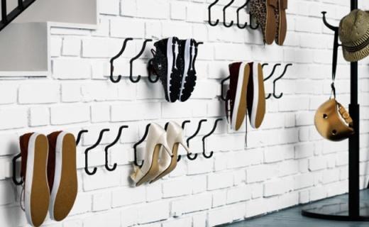 实用贴 | 20双鞋子换季不难收,10平米小屋都能用