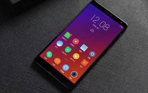 聯想ZUK Edge手機:窄邊框設計,顏值高實力更高