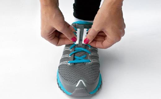 懶癌必備的磁性鞋帶扣,系攜帶只需1秒!
