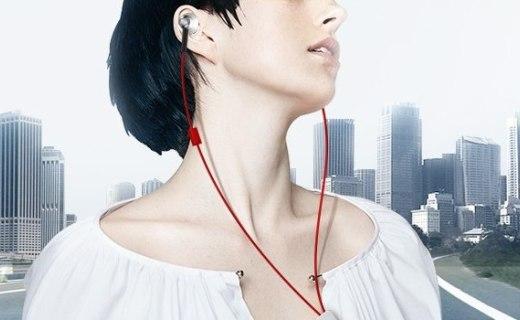 TOPPERS降噪入耳式耳机:主动降噪,动圈声学,Hi-Res认证