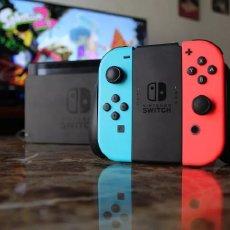 任天堂(Nintendo)  Switch NS掌上游戏机