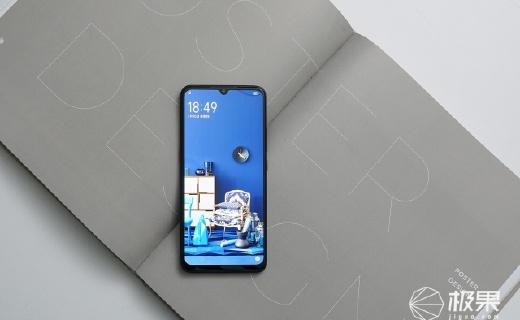 iQOO Neo圖賞:水滴屏+碳纖黑,游戲玩家最愛