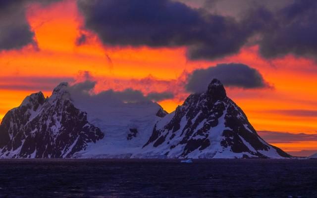 在南极,经历一次与品质有关的冒险