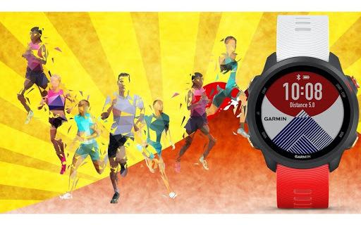 佳明推出Forerunner 245M春季限量款手表,售价2980元